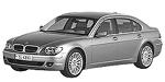 Запчасти для BMW (БМВ) 7' E67