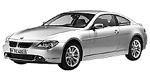 Запчасти для BMW (БМВ) 6' E63