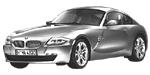 Запчасти для BMW (БМВ) Z4 E86