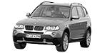 Запчасти для BMW (БМВ) X3 E83 Рестайлинг