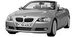 Запчасти для BMW (БМВ) 3' E93