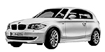 Запчасти для BMW (БМВ) 1' E81