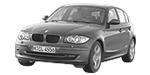 Запчасти для BMW (БМВ) 1' E87 Рестайлинг