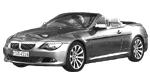 Запчасти для BMW (БМВ) 6' E64 Рестайлинг