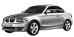 Запчасти для BMW (БМВ) 1' E82