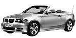 Запчасти для BMW (БМВ) 1' E88