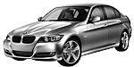 Запчасти для BMW (БМВ) 3' E90 Рестайлинг