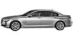 Запчасти для BMW (БМВ) 7' F02