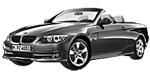 Запчасти для BMW (БМВ) 3' E93 Рестайлинг