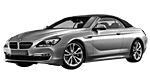 Запчасти для BMW (БМВ) 6' F12