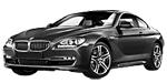 Запчасти для BMW (БМВ) 6' F13