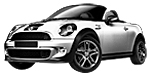 Запчасти для BMW (БМВ) MINI Roadster R59