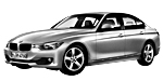 Запчасти для BMW (БМВ) 3' F30