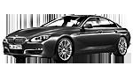 Запчасти для BMW (БМВ) 6' F06 GC