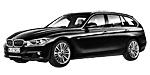 Запчасти для BMW (БМВ) 3' F31