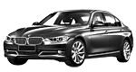 Запчасти для BMW (БМВ) 3' F35