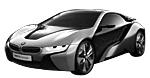 Запчасти для BMW (БМВ) i8 I12