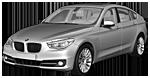 Запчасти для BMW (БМВ) 5' F07 GT Рестайлинг