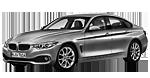 Запчасти для BMW (БМВ) 4' F36 Gran Coupé