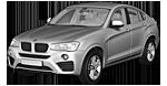 Запчасти для BMW (БМВ) X4 F26