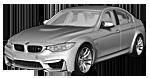 Запчасти для BMW (БМВ) 3' F80 M3