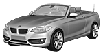 Запчасти для BMW (БМВ) 2' F23