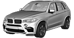 Запчасти для BMW (БМВ) X5 M F85