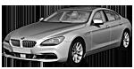 Запчасти для BMW (БМВ) 6' F06 Gran Coupé Рестайлинг