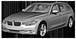 Запчасти для BMW (БМВ) 3' F31 Рестайлинг