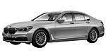 Запчасти для BMW (БМВ) 7' G11