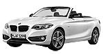 Запчасти для BMW (БМВ) 2' F23 Рестайлинг
