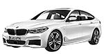 Запчасти для BMW (БМВ) 6' G32 GT