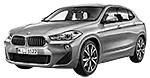 Запчасти для BMW (БМВ) X2 F39